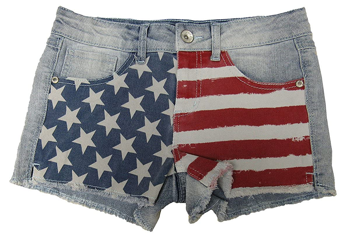 american girls in shorts