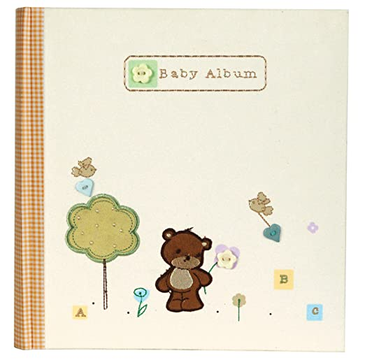 2 opinioni per Innova- Natural Baby, album fotografico di ricordi neonato in formato paesaggio,
