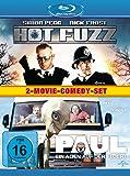 Hot Fuzz/Paul - Ein Alien auf der Flucht [Blu-ray]