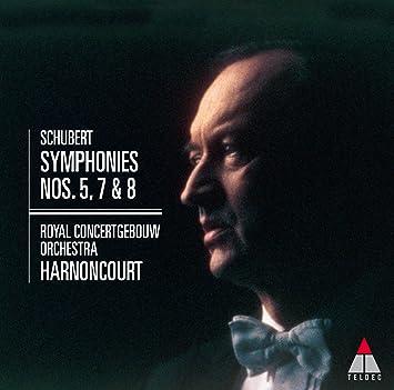 シューベルト:交響曲第5番、第7番≪未完成≫&第8番≪ザ・グレイト≫