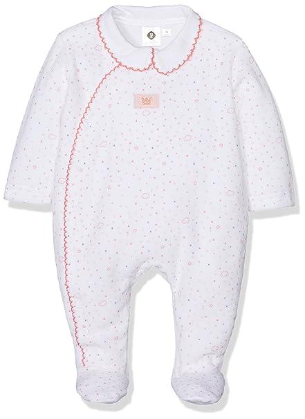 Grain de Blé Dors Bien, Conjuntos de Pijama para Bebés, (Blanc 01)