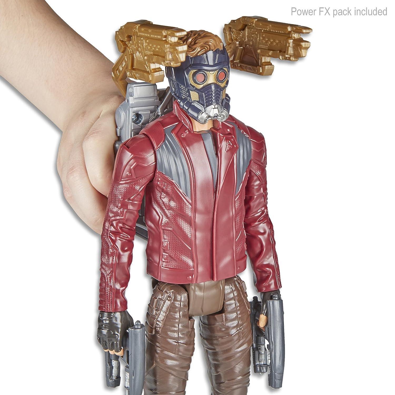Marvel Avengers Infinity War Titan Hero Power FX Star-Lord Hasbro E0611
