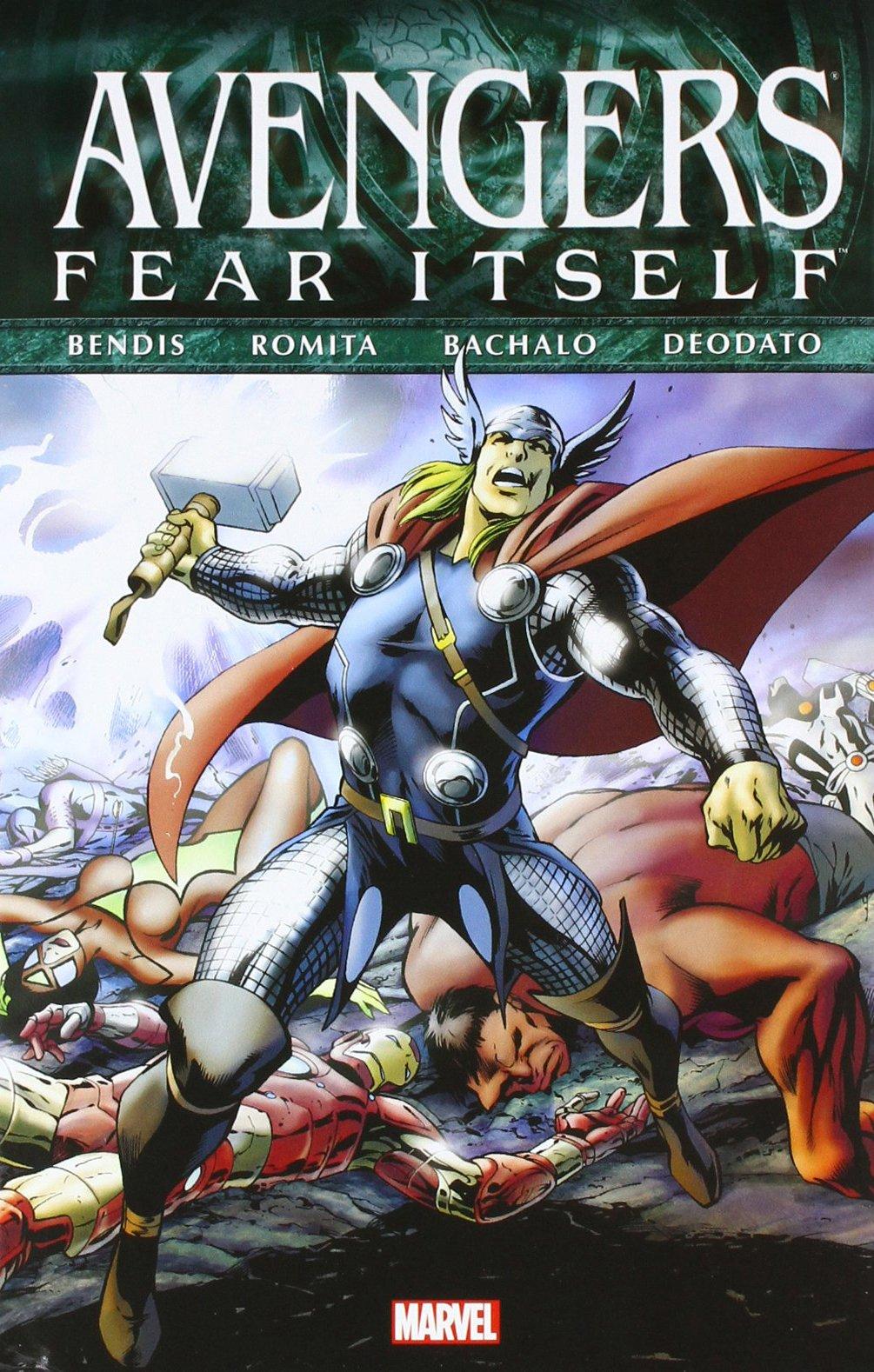 Download Avengers: Fear Itself ebook