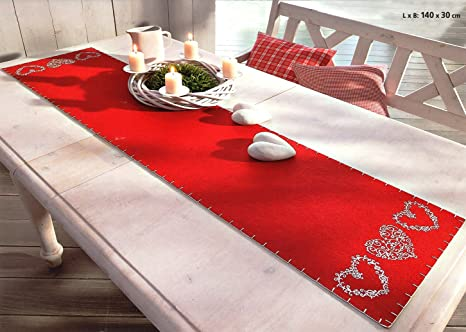 Decorazioni Da Tavola Per Natale : Completo natalizio da tavola in feltro pz decorazioni di natale