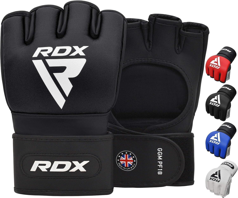 RDX Taekwondo Gloves Grappling Training MMA Boxing Punching Bag Fighting Mitts