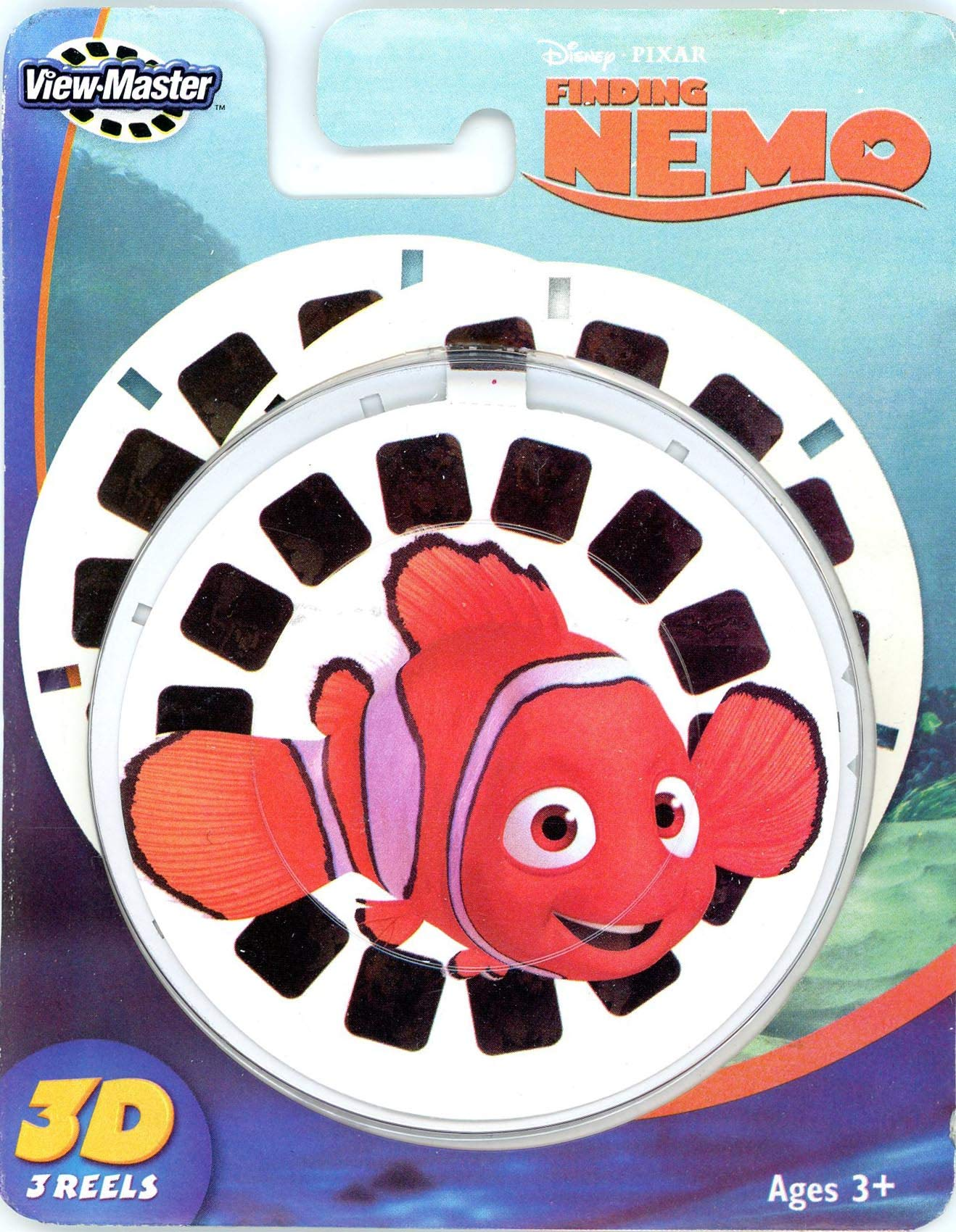 ViewMaster 3D Reels - Disney Pixar Finding Nemo set by View Master