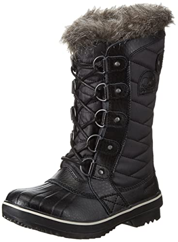 SOREL Women's Tofino II, Black, 10 B-Medium
