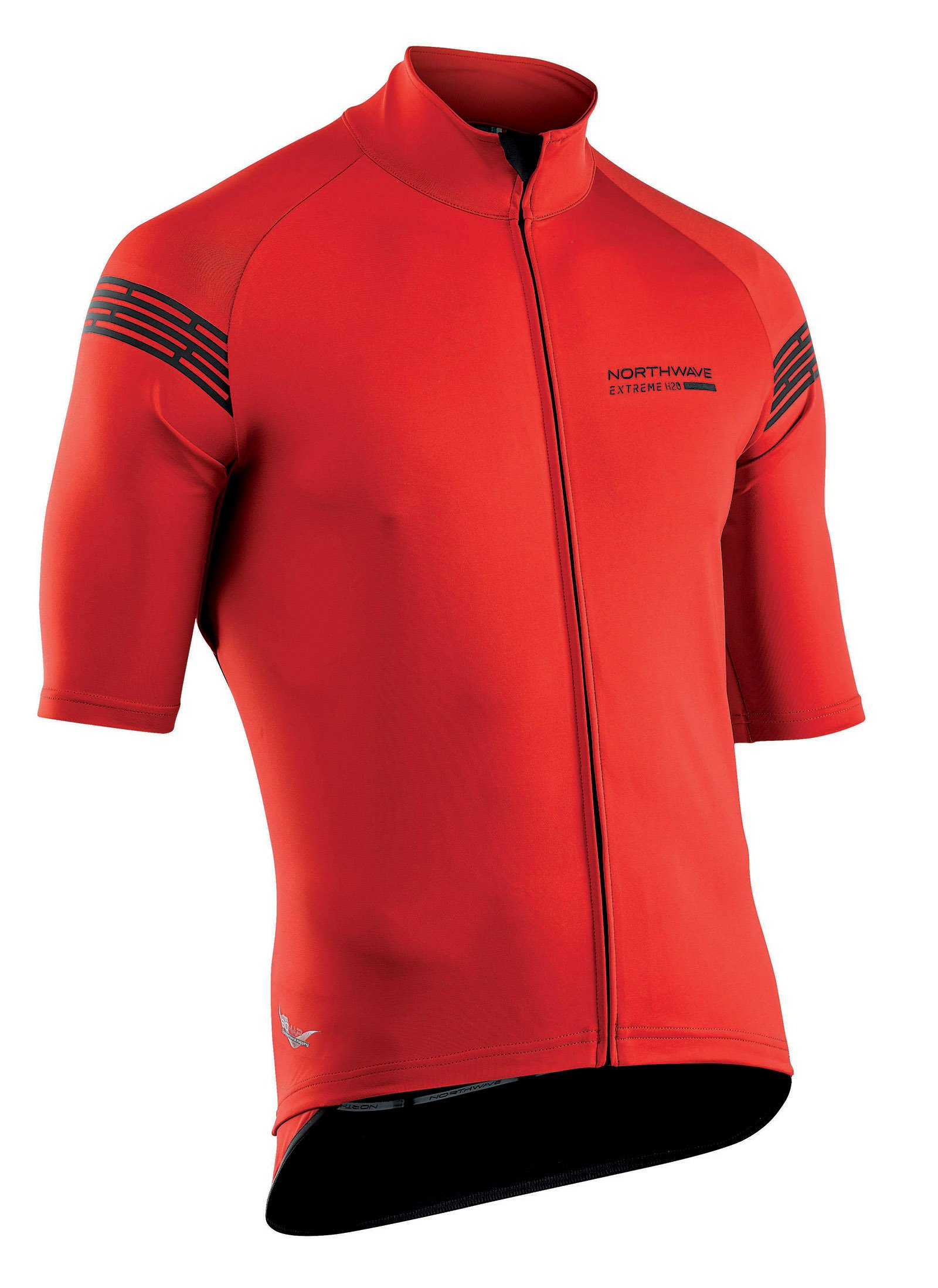 Northwave cycling light Jacket s/s Extreme H20 - total protection red