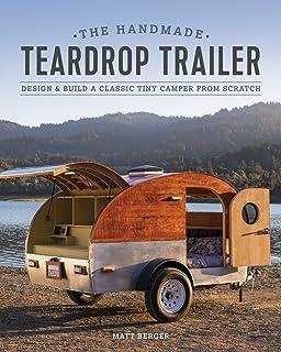 Teardrop Trailer Plans Diy Lightweight Camper For Motorcycle Small