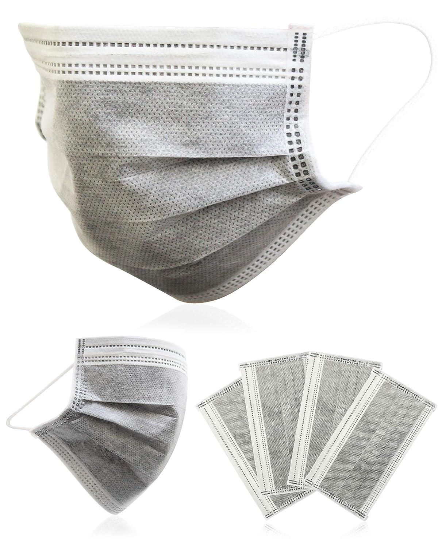 Protect-Air MAX - Mascarillas de filtración de Carbono (4 Unidades)