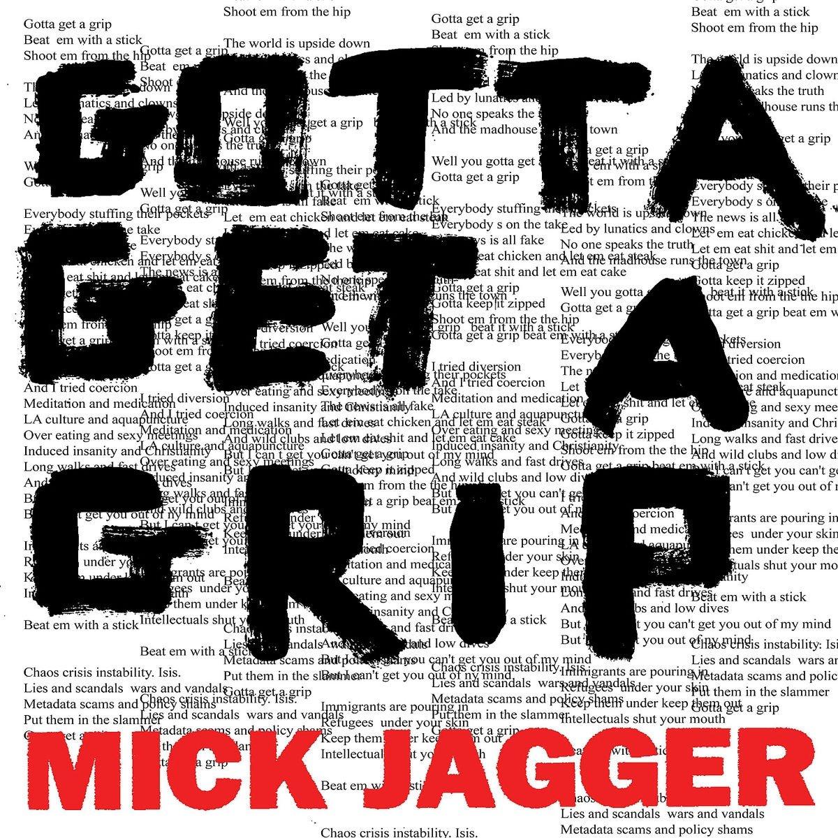 ミック・ジャガー / Gotta Get A Grip / England Lost