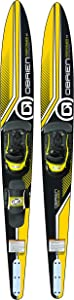 O'Brien Performer Combo Water Skis, 68""