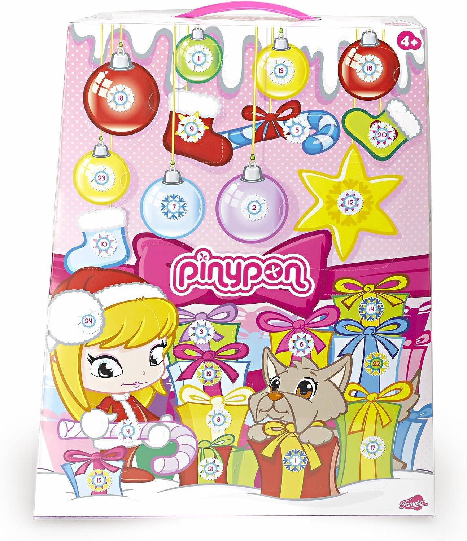 Pinypon Calendario de Adviento (Famosa 700010564)