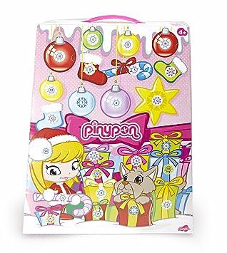 Pinypon- Calendario de Adviento (Famosa 700010564)