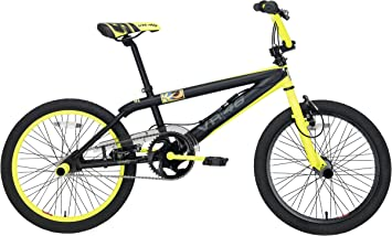 20 Pulgadas Joven BMX Bicicleta adriatica VR 46: Amazon.es ...