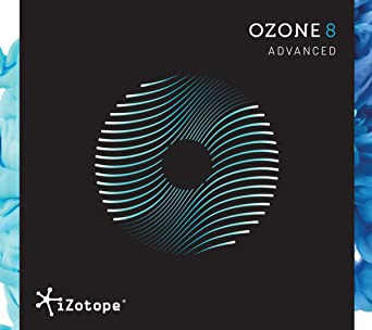 Ozone 8 Advanced: Mastering Plug-in, iZotope, Inc  [Online Code]