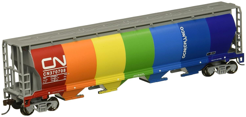 Bachmann Trains 19133 4 Bay Cylindrical Grain Hopper