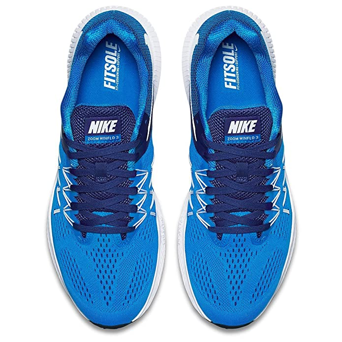 27bfc71f7765 Nike Men s Zoom Winflo 3 Photo Blue