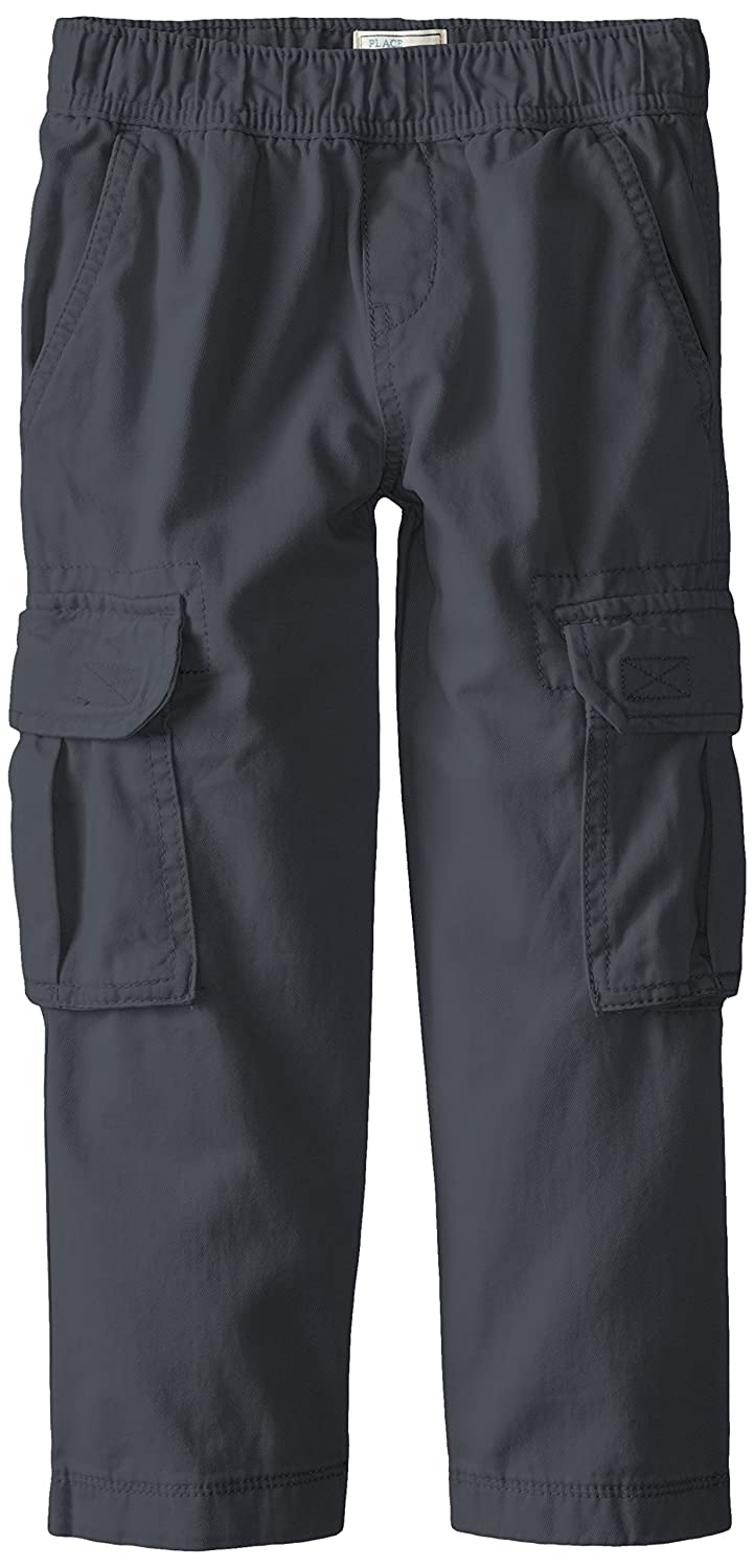 The Children's Place Boys' Pull on Cargo Pants 2008354
