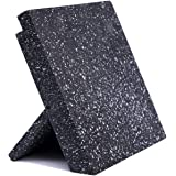 Kitory Knife Holder Block Rack Foldable Board Stands with Strong Enhanced Magnets (Star Black Color) - Cutlery Display Stand