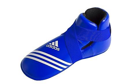 adidas - Protecciones para los pies de boxeo, color azul, ...