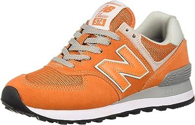 new balance hommes orange