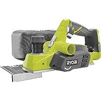 Ryobi R18PL-0 18V cepilladora inalámbrica Ancho de Cepillado 82 mm con Sistema de aspiración,…
