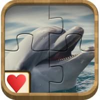 Jigsaw Solitaire Marine Life TV