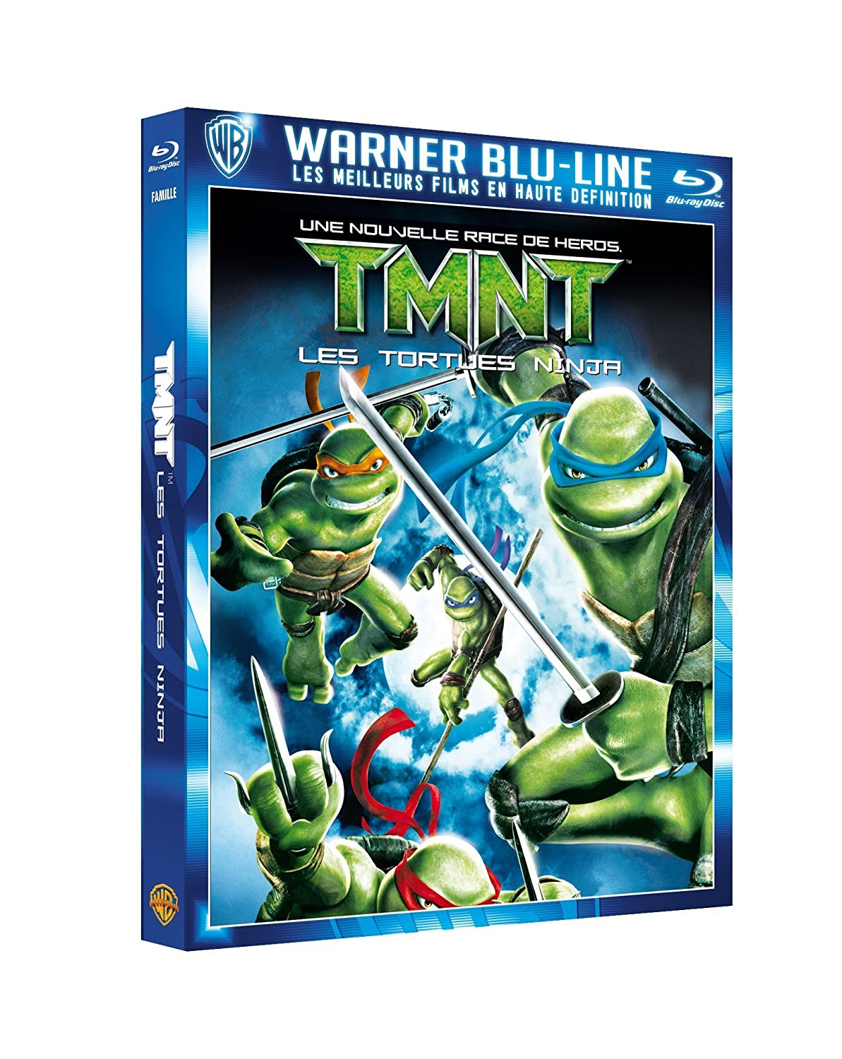 Amazon.com: Tmnt, les tortues ninja [Blu-ray]: Movies & TV