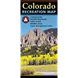 Colorado Recreation Map (Benchmark Maps)