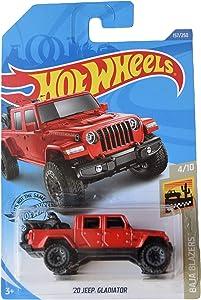 Hot Wheels '20 Gladiator 157/250, red