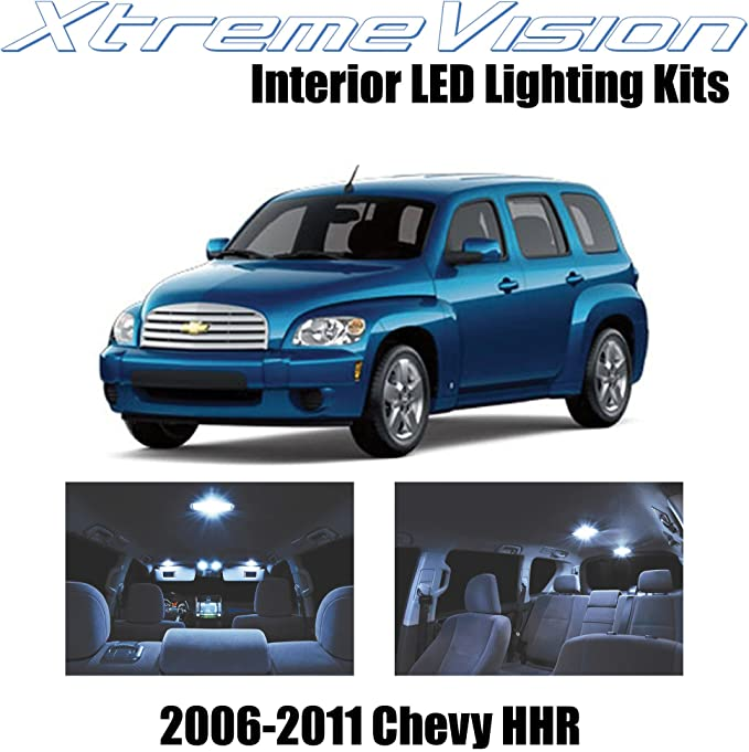 Chevy HHR 3 bulb dome map light  2009 2010 2011
