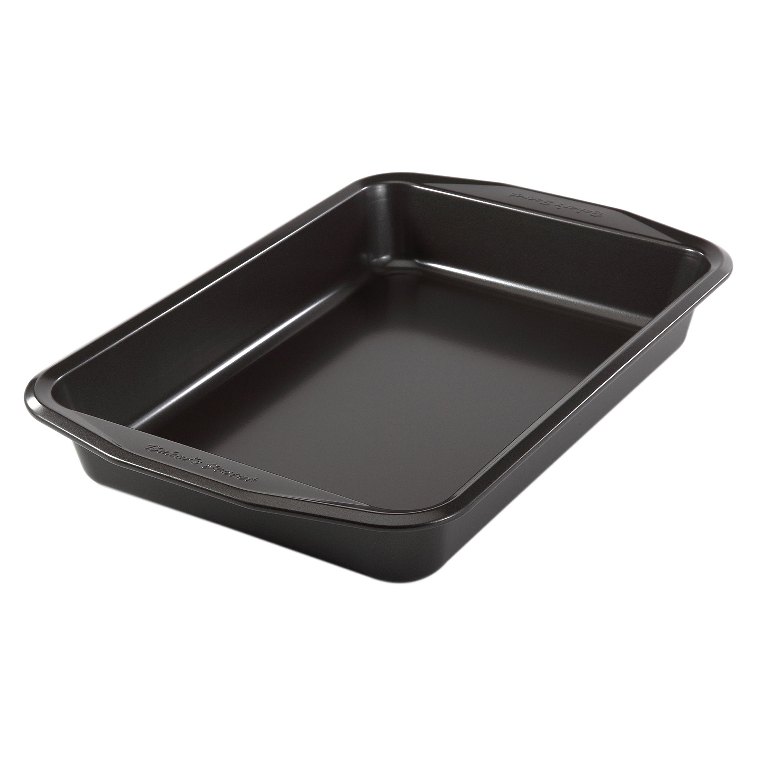 Baker's Secret Signature Oblong Rectangular Pan 13''x9''x2