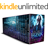 Secret Legends: A Limited Edition Paranormal Romance Collection
