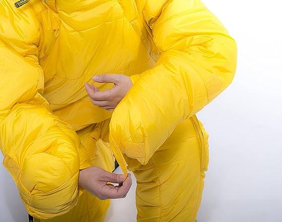 SELKBAG Saco de dormir Modelo 5G ORIGINAL Color Amarillo,Talla S: Amazon.es: Deportes y aire libre