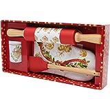 THUN Cake Gift Set Dolce Natale, Ceramica, Variopinto