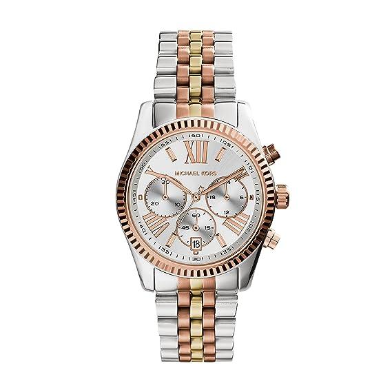 10f894546aca Michael Kors Reloj de Cuarzo MK5735  Michael Kors  Amazon.es  Relojes