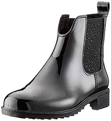 nuova versione prezzo competitivo stile di moda del 2019 Rieker P8280, Stivali di Gomma Donna