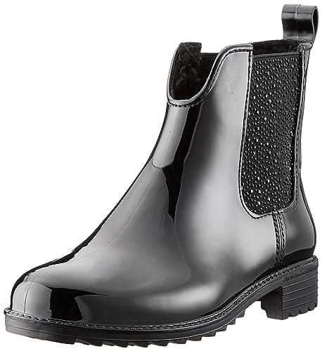 ba3cd88d82a Rieker Women's P8280 Rain Boots: Amazon.co.uk: Shoes & Bags