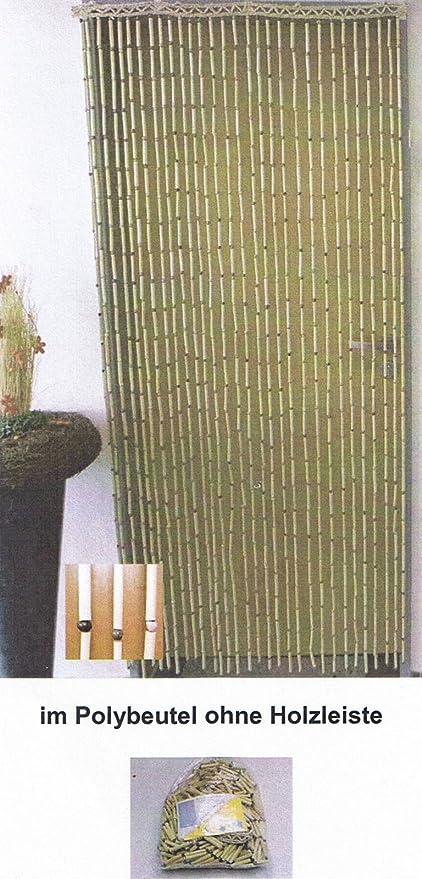 Wenko Bambusvorhang Turvorhang Dekovorhang Bambusturvorhang
