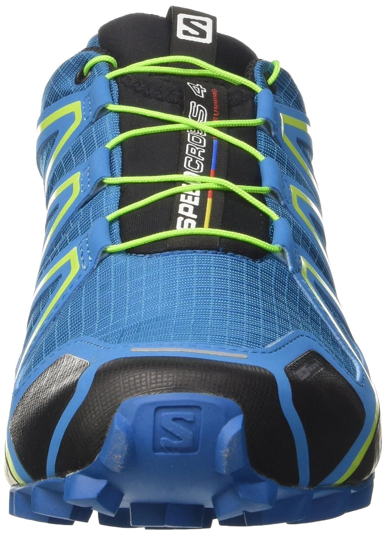 Salomon Men's Speedcross 4 CS, Mykonos Blue, 12 M US