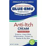 Blue Emu Anti-Itch Cream, 1 Ounce