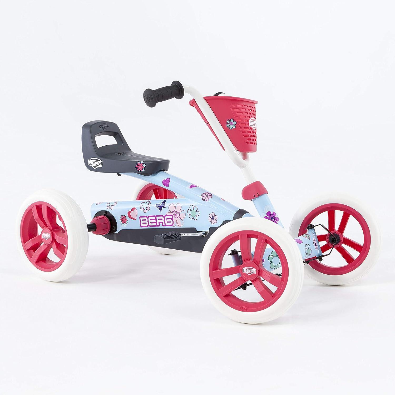 Berg Toys Girls Buzzy Bloom Kids Pedal gehen Kart für 2 zu 5 Jahr Olds