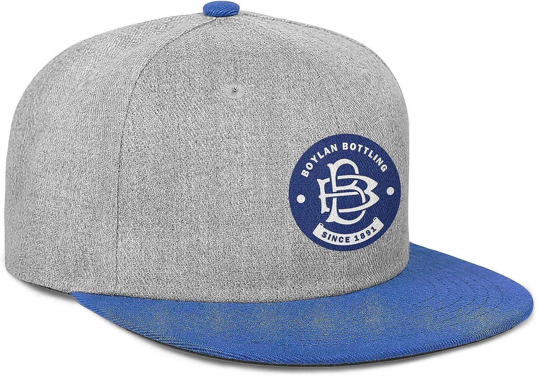 SHUPIA Boylan Ginger Ale Mens Womens Wool Cool Cap Adjustable Snapback Dad Hat