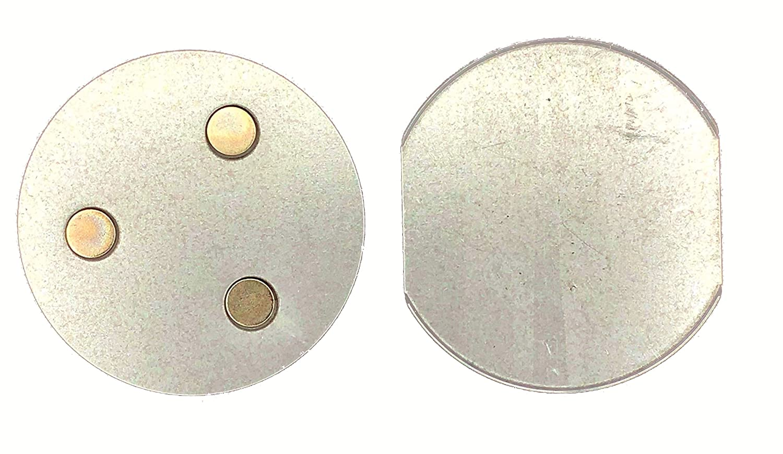 Jeising GS819 CO Melder mit 10 Jahre Elektrochemischer Sensor und Gratis Wandmagnetbefestigungs Pad CO-Gas-Melder gem/ä/ß EN50291-1:2010 inklusiv austauschbarer Batterie