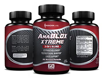 Estrogen Blocker and Testosterone Booster | Promotes Muscle Growth,  Clarity, Energy | Best for