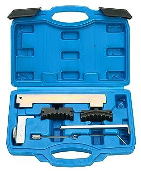FreeTec – Juego de herramientas de ajuste de motor Opel 1.6/1.8 correa dentada Cambio