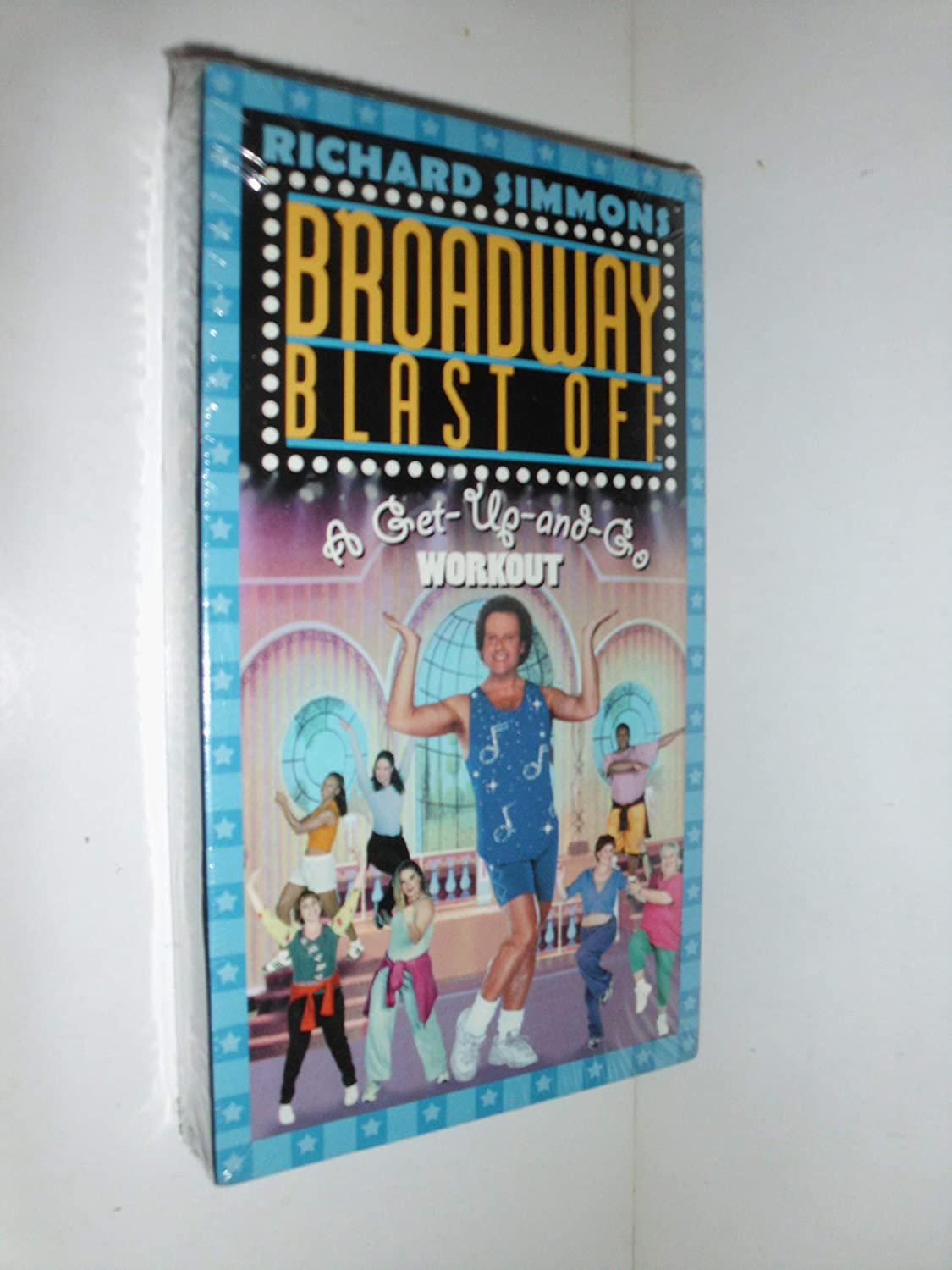 Richard Simmons Broadway Blast Off: A Get-Up-and-Go Workout