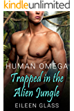 Human Omega: Trapped in the Alien Jungle (Pykh Book 2)