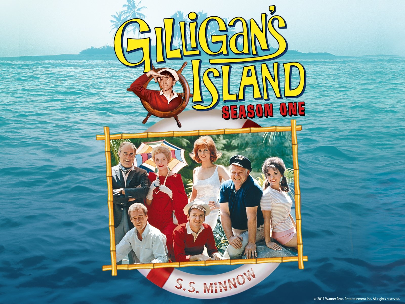 Gilligan's Island, Green Acres and Jeannie, Now In Digital!